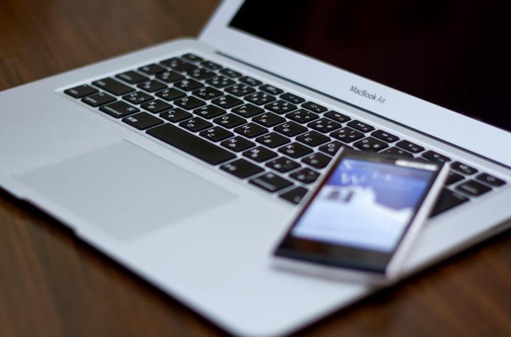 無料ブログ運営でタイピング速度をあげる