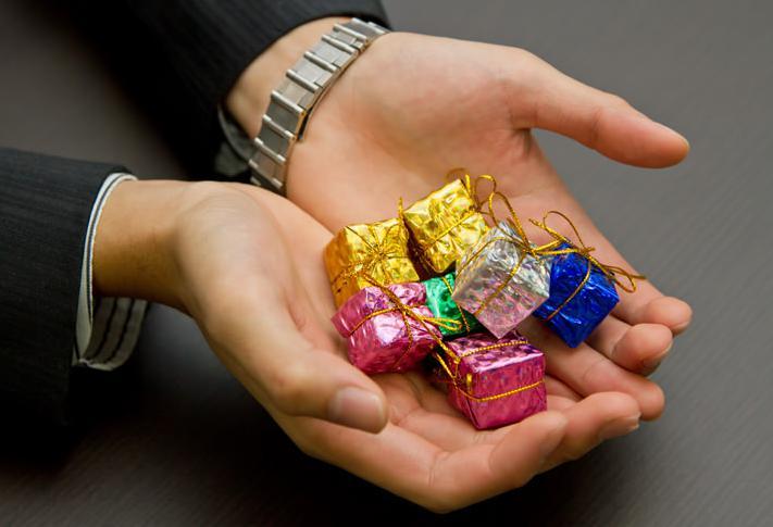 チョコレート以外に何あげる?