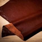 ミネルバボックスは経年変化(エイジング)が早く自然な風合いが特徴の皮革